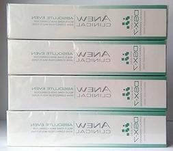 4 x AVON Anew Clinical Absolute Even Multi-Tone Skin Correct