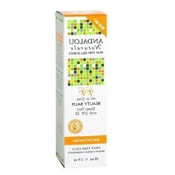 Andalou Naturals All in One Beauty Balm Sheer Tint SPF 30 2