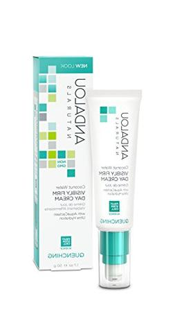 Andalou Naturals Coconut Water Visibly Firm Day Cream, 1.7 O