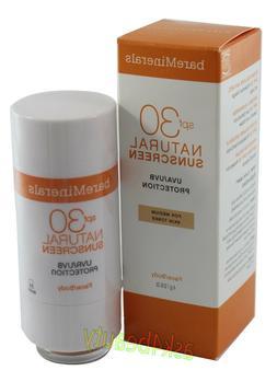 BareMinerals Natural Sunscreen SPF 30 For Face & Body - Medi