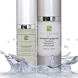 Best Anti Aging Skin Care System- 2 Pack Kit - Spa Moisturiz