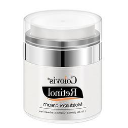 Face Moisturizer Cream Anti Aging with Retinol & Vitamin E,