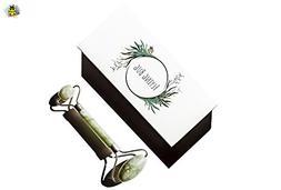 Facial Massage Jade Roller 100% Natural Handmade Premium Sto