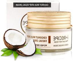 I+Recipe Coconut Milk Drop Facial Cream, Antioxidant Tone Up