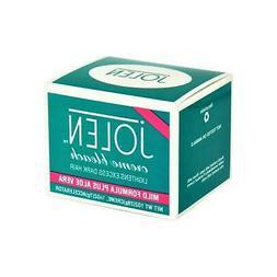 Jolen Creme Bleach Sensitive Formula Plus Aloe Vera 1oz.