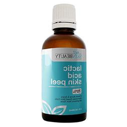 LACTIC Acid 70% Skin Chemical Peel- Alpha Hydroxy  For Acne,