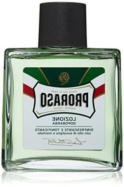 Proraso After Shave Lotion, Refreshing and Toning, 3.4 fl oz