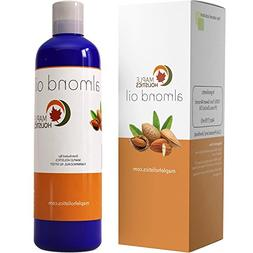 Pure Sweet Almond Oil for Skin Face and Hair Great Massage &