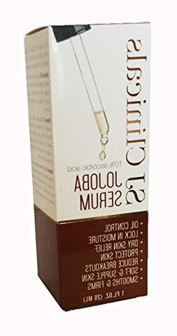 SJ Clinicals 10% Ascorbic Acid, Jojoba Serum For All Skin Ty