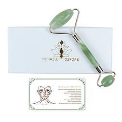 Sacred Weapon Jade Roller | Premium Quality Egg Roll Massage