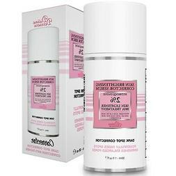 Skin Lightening 2% Hydroquinone Dark Spot Corrector For Face
