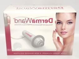 NEW DermaWand Advanced Anti Aging Facial Face Skin Care Syst