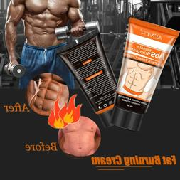 Anti Cellulite Skin Care Product Firm and Tone Abdominal Mus