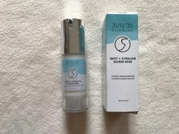 Balance & Tone Skin Brightening Serum Vit E Jojoba Oil Green