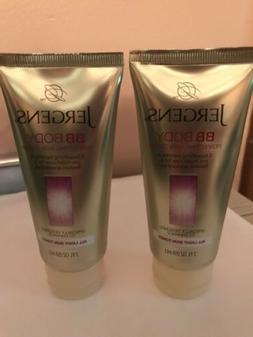 JERGENS BB BODY Perfecting skin cream All light skin tones 4