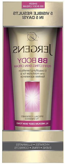 Jergens Bb Body Perfecting Skin Cream  All Medium-Deep Skin