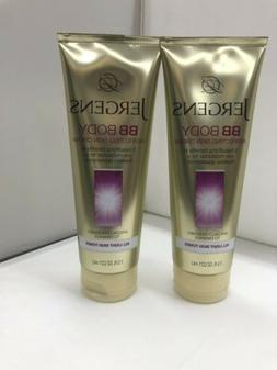 Jergens BB Body Perfecting Skin Cream for All Light Skin Ton