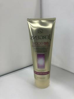 Jergens BB Body Perfecting Skin Cream Medium Deep Skin Tones