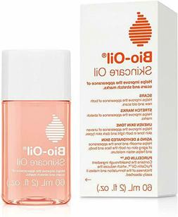 Bio-Oil 60ml For Scars, Stretch Marks, Uneven Skin Tone, Age