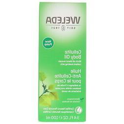 Weleda Birch Cellulite Oil Improves Skin Tone And Appeaeranc