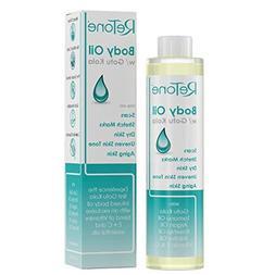 ReTone Body Oil: Non-greasy finish - Infused with Gotu Kola