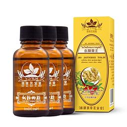 Clearance Sale! Lymphatic Drainage Natural Ginger Oil for Gi