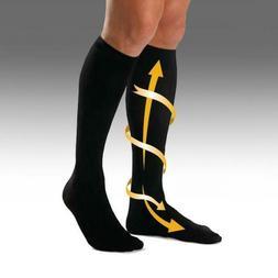 Compression Socks Stockings Black Navy Skin Gray White Men's
