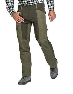 Jack Wolfskin Men's Dawson Flex Pants, Woodland Green, 94