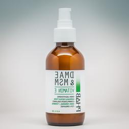 DMAE & MSM Cream - Firming Toning Anti-Aging Skin Serum 4.0o