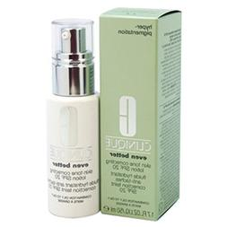 Clinique - Even Better Skin Tone Correcting lotion SPF 20 -