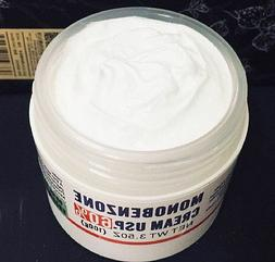 Face Cream Monobenzone 60% White Whitening Fades Skin Tone C