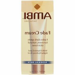 Ambi Fade Cream For Fades Dark Spots For Even, Natural Skin