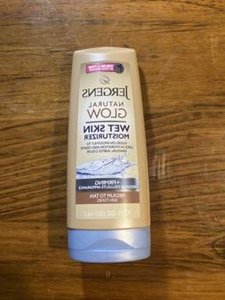 Jergens Natural Glow Wet Skin Moisturizer + Firming for Body