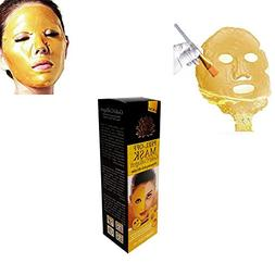 Gold Collagen Mask Collagen Mask Moisturize For Anti Aging w