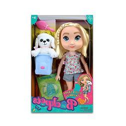 Tree House Kids Jessie & Chuppy California Doll Female Toy,