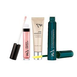 No7 Kit Accessorize 3 Piece Kit   Mascara    Lip Gloss Spark