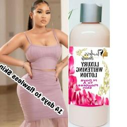 Fast action whiteningLotion,  4 Shades Lighter, Even Skin To