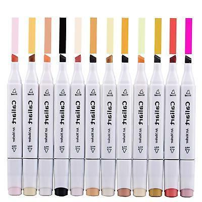 24 Skin Markers Tip Marker
