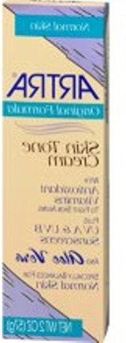 Artra Complete Skin Tone Cream For Normal Skin 2 oz