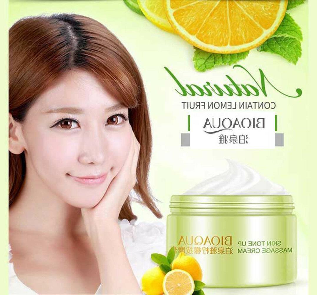 BIOAQUA Skin Massage Cream Lemon 120g