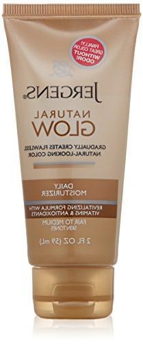 Jergens Natural Glow Daily Moisturizer, Fair to Medium Skin