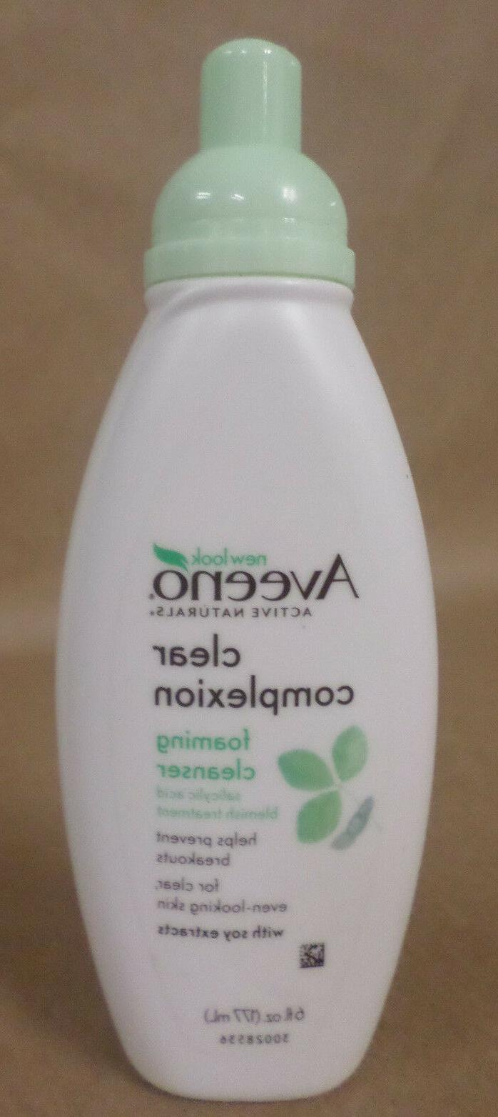 AVEENO Complexion Cleanser 6 oz NEW 12/17+