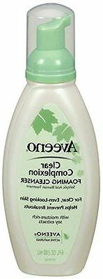 AVEENO Active Naturals Clear Complexion Foaming Cleanser 6 o
