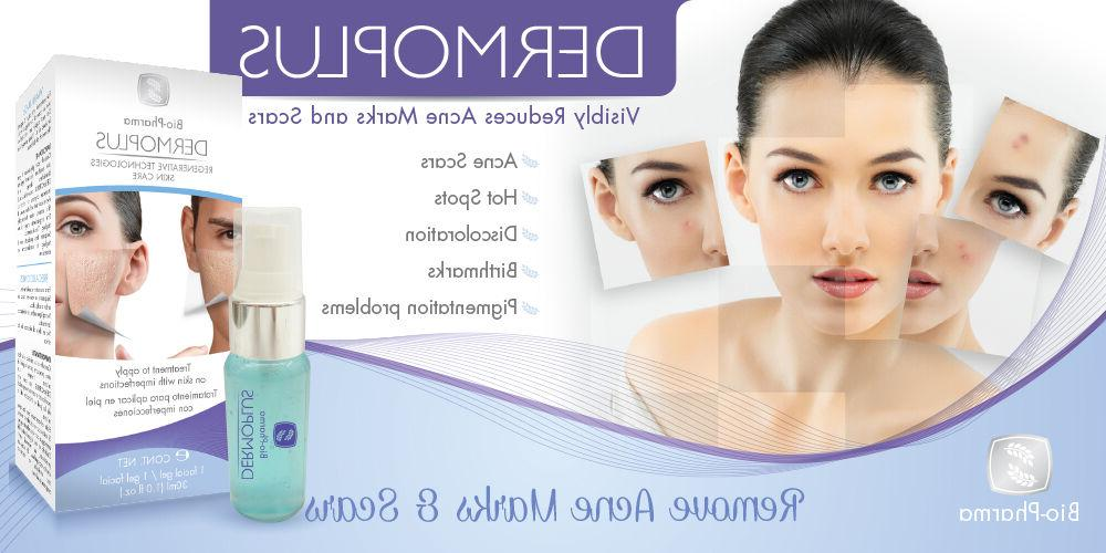 an improved dermonu acne scars skin tone