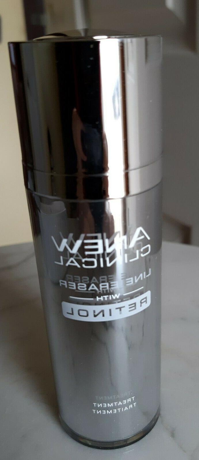 Avon Eraser- Retinol Wrinkles Skin *FREE New