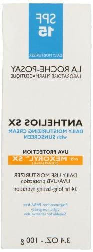 La Roche-Posay Anthelios SX Daily Moisturizing Cream with Su