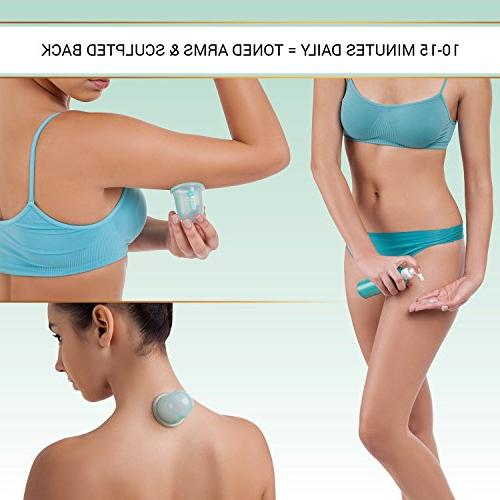 Anti-Cellulite Set Body Kit - Treats Stretch Marks, Muscle – Amazing System