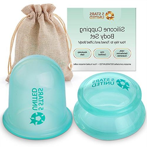 anti cellulite cups cupping therapy