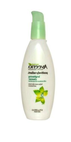 Aveeno Positively Radiant Brightening Cleanser 6.7 fl. oz