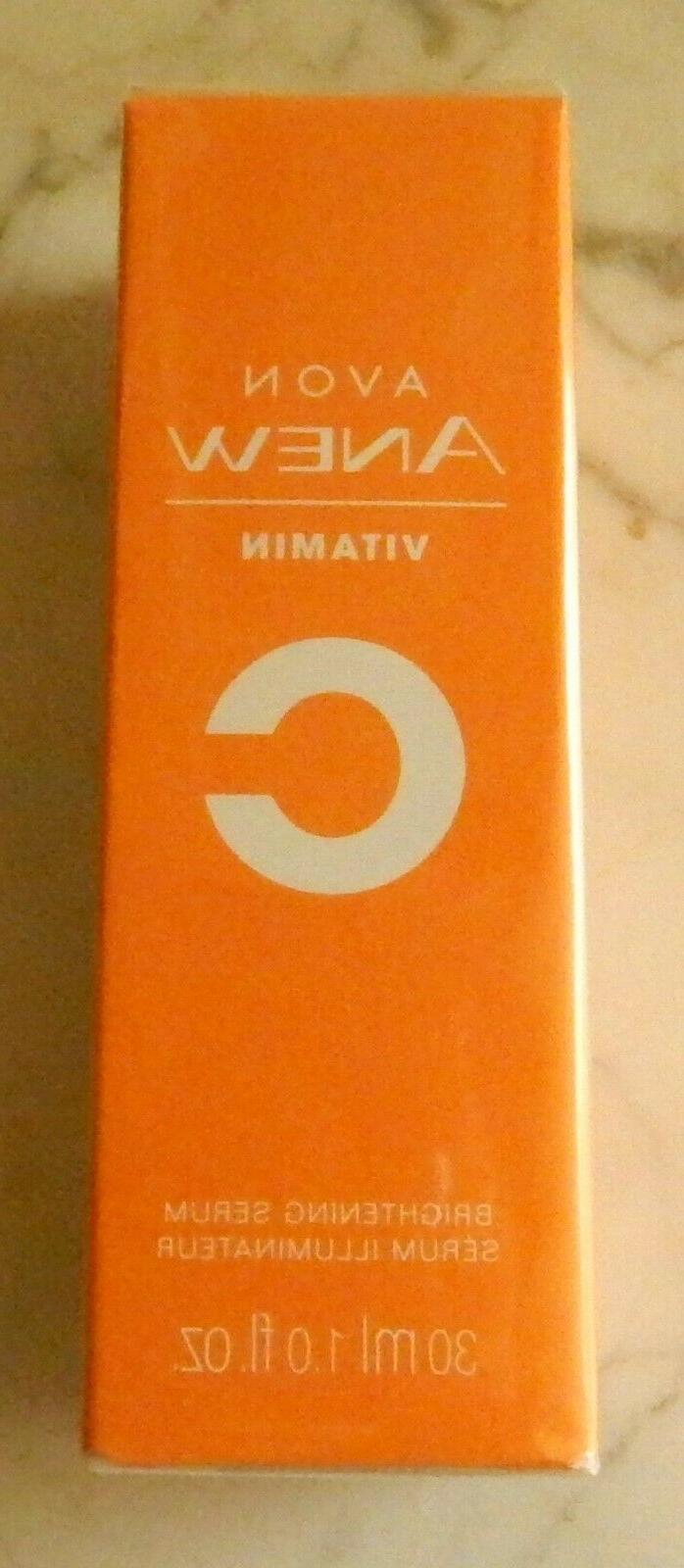 AVON Anew Vitamin Brightening -Full Skin Tone SHIPPING*